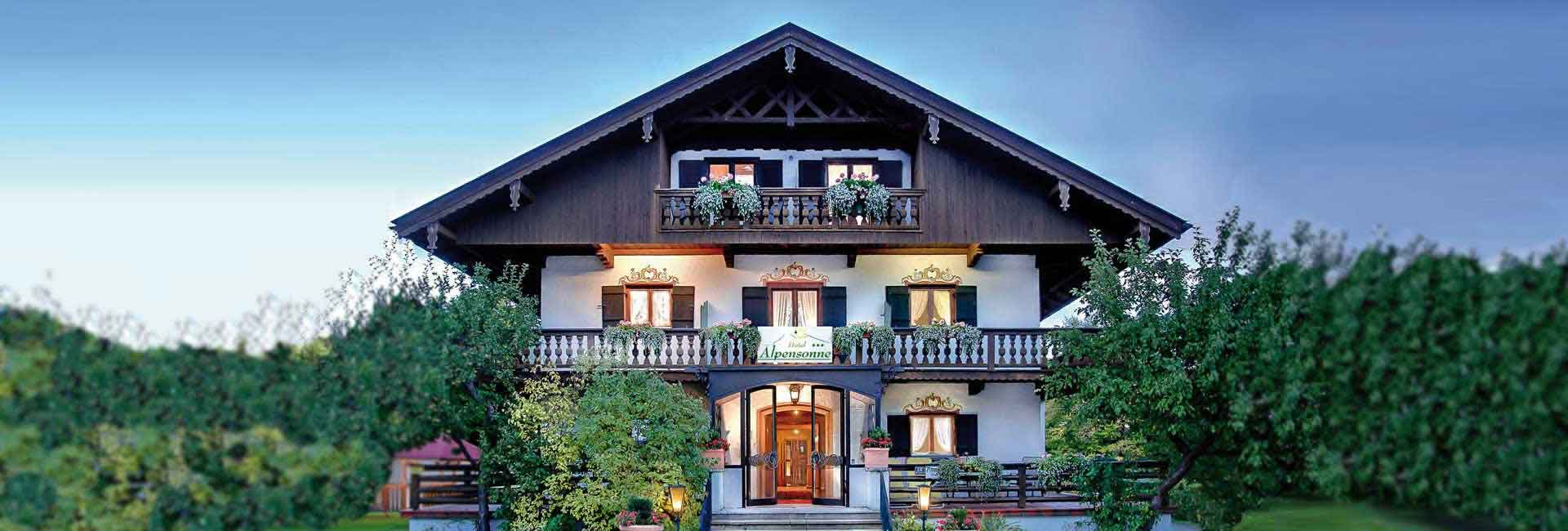 Hotel Alpensonne Bad Wiessee